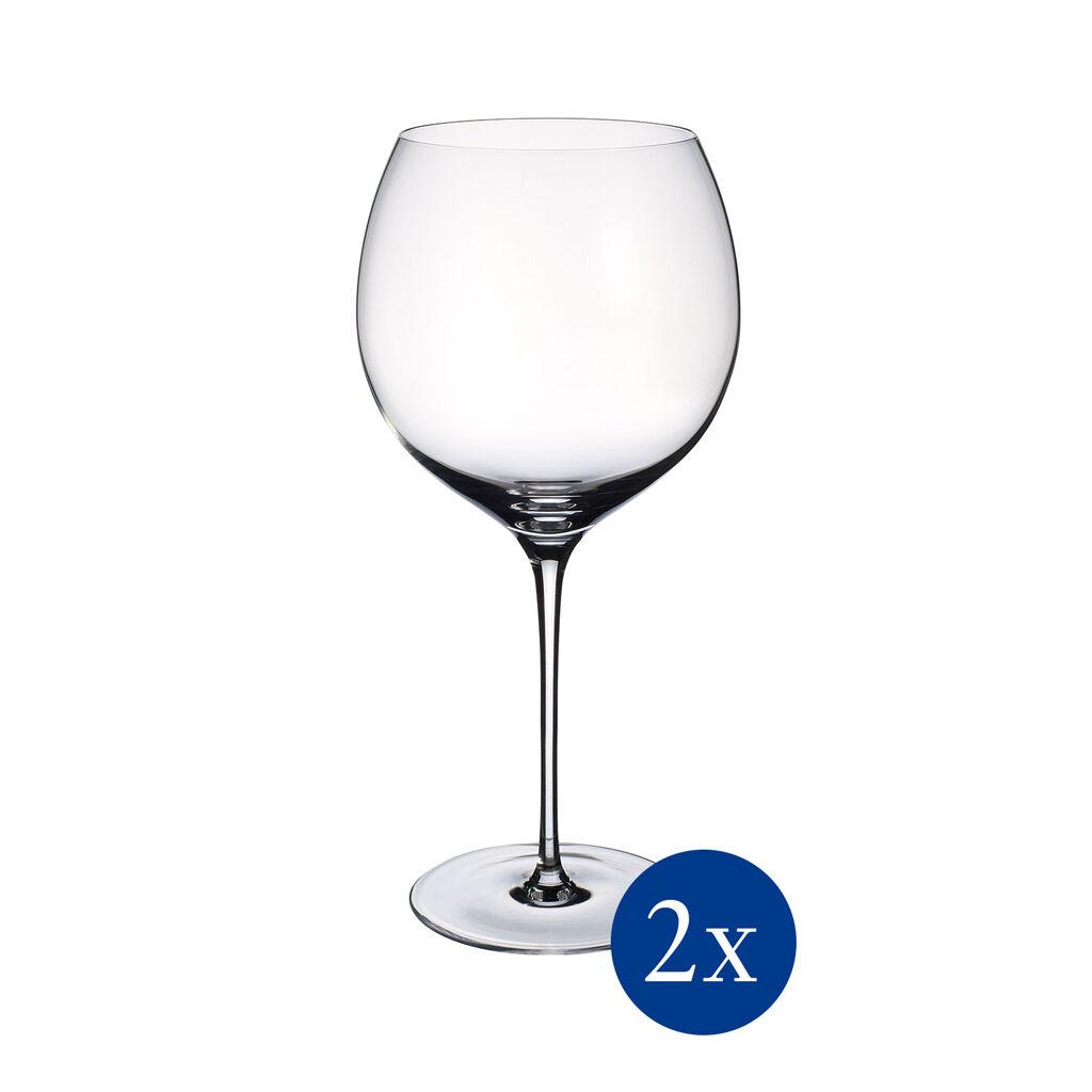 Artikel klicken und genauer betrachten! - Die überaus eleganten Gläser der Kollektion Allegorie Premium von Villeroy & Boch erfreuen Kenner guten Weins und herausragend schönen Designs. Die Rotweingläser besitzen eine großzügige, bauchige Form: Hier kommt das volle Bouquet zur Entfaltung. Setzen Sie bei der Weinprobe auf edle Gläser mit hohem Stiel. | im Online Shop kaufen